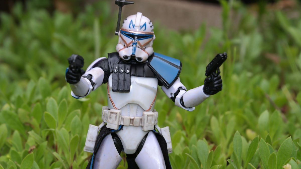 Black Series Review | Clone Captain Rex (Standard Release)