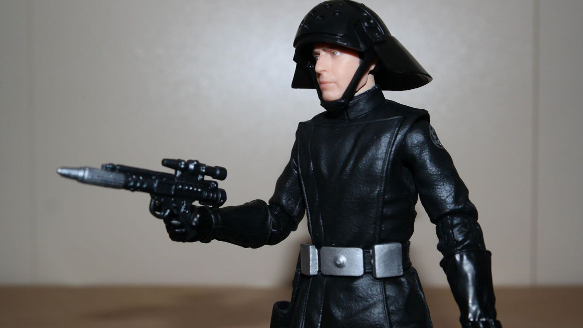 Death Star Trooper Black Series Review