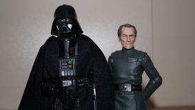 Black Series Grand Moff Tarkin Review