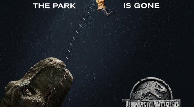 Jurassic World: Fallen Kingdom | The IMAX Poster Hatches