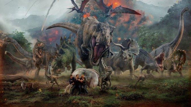 The Dark Side of Jurassic World: Fallen Kingdom