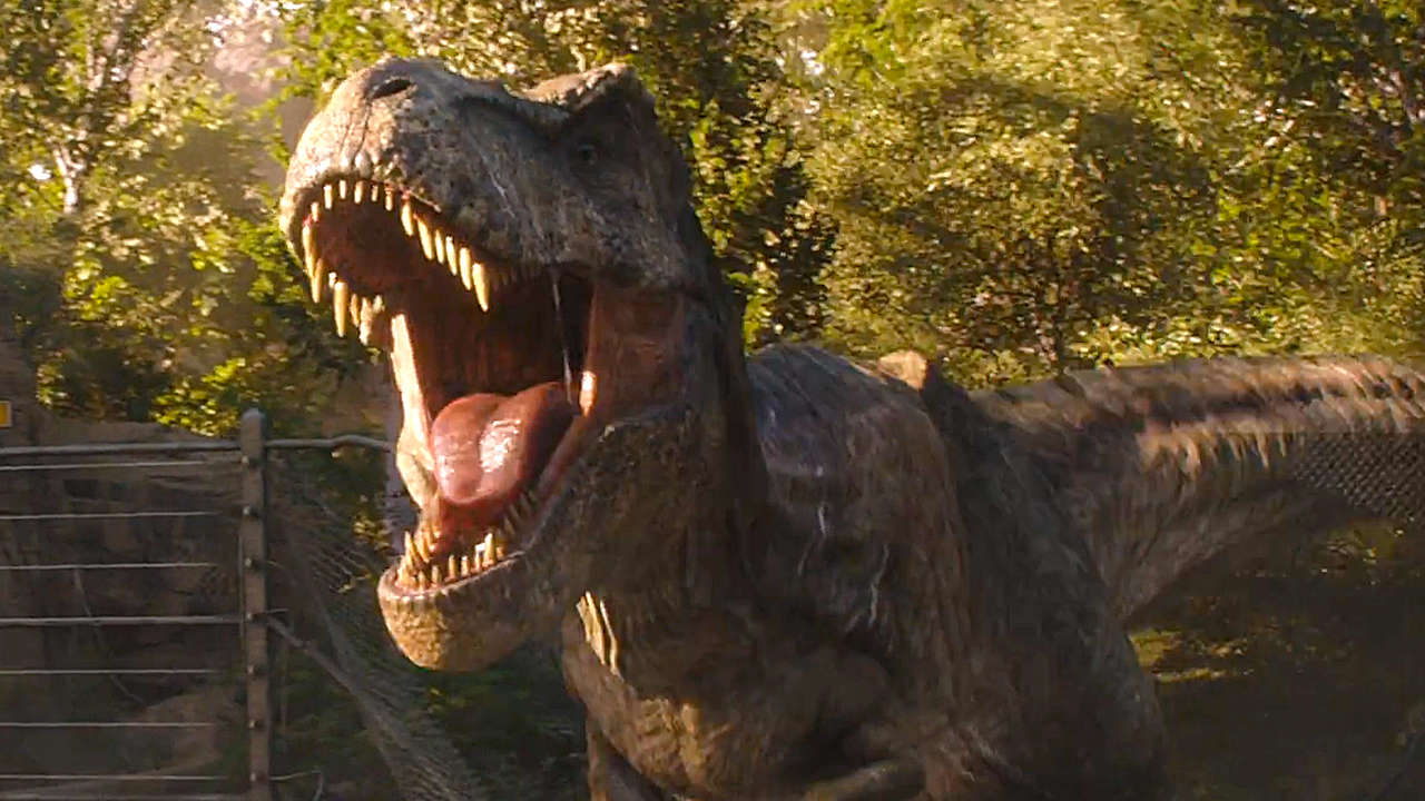 Jurassic World Fallen Kingdom TV Spot