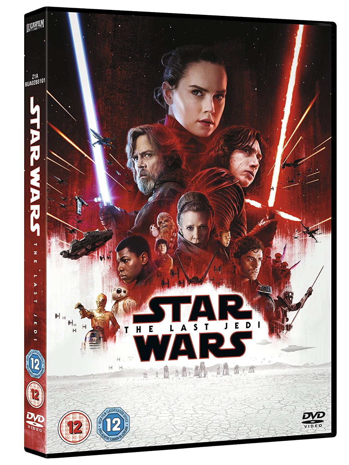 Star Wars: The Last Jedi Blu-Ray Review