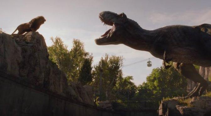 "Jurassic World: Fallen Kingdom   ""Gone"" TV Spot"