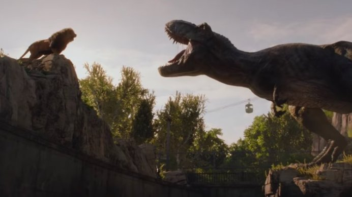 "Jurassic World Fallen Kingdom ""Gone"" TV Spot"