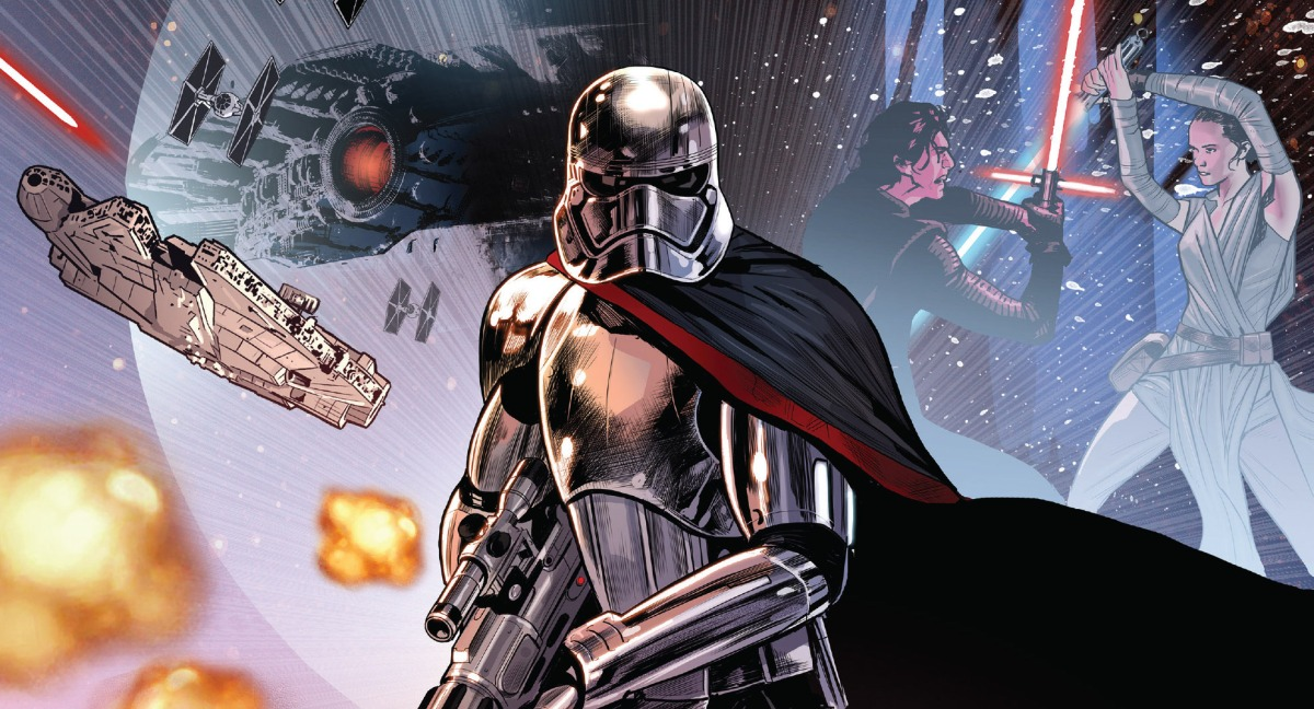 Comics Focus: Phasma