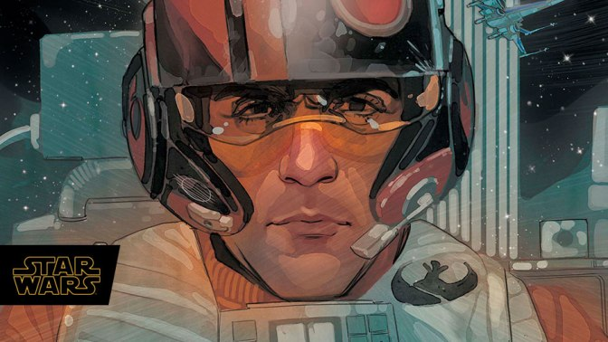 FOTF Comics Focus | Poe Dameron: Vol 1-3