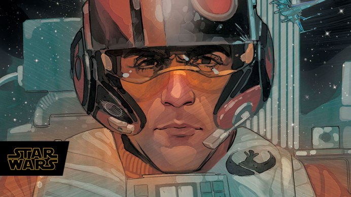 Poe Dameron Comic Focus Vol 1-3