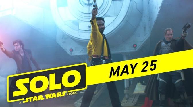"Solo: A Star Wars Story | ""Lieutenant"" TV Spot (:30)"