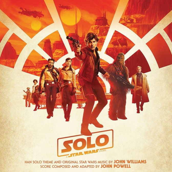 Solo: A Star Wars Story | The Official Soundtrack Released on YouTube