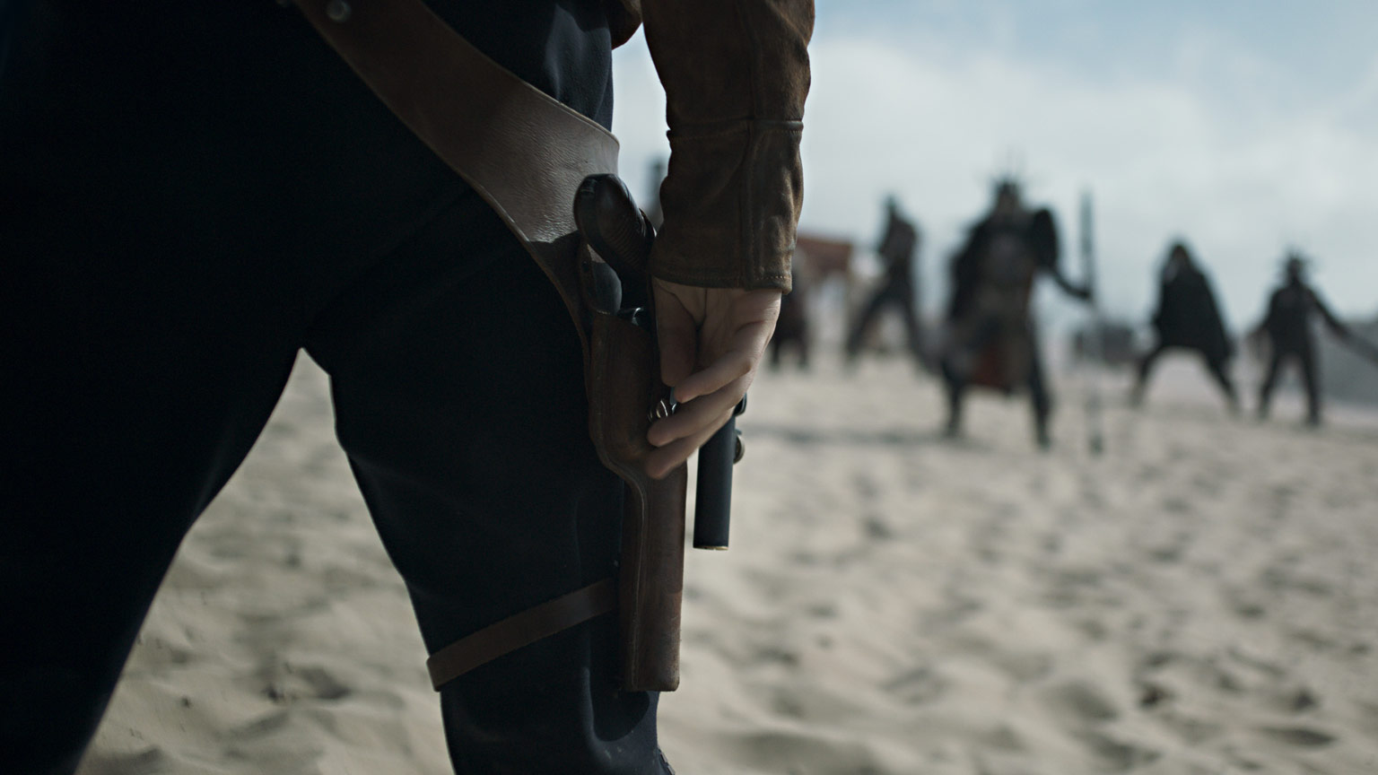 Solo A Star Wars Story Spoiler Free Review Han Gunslinger