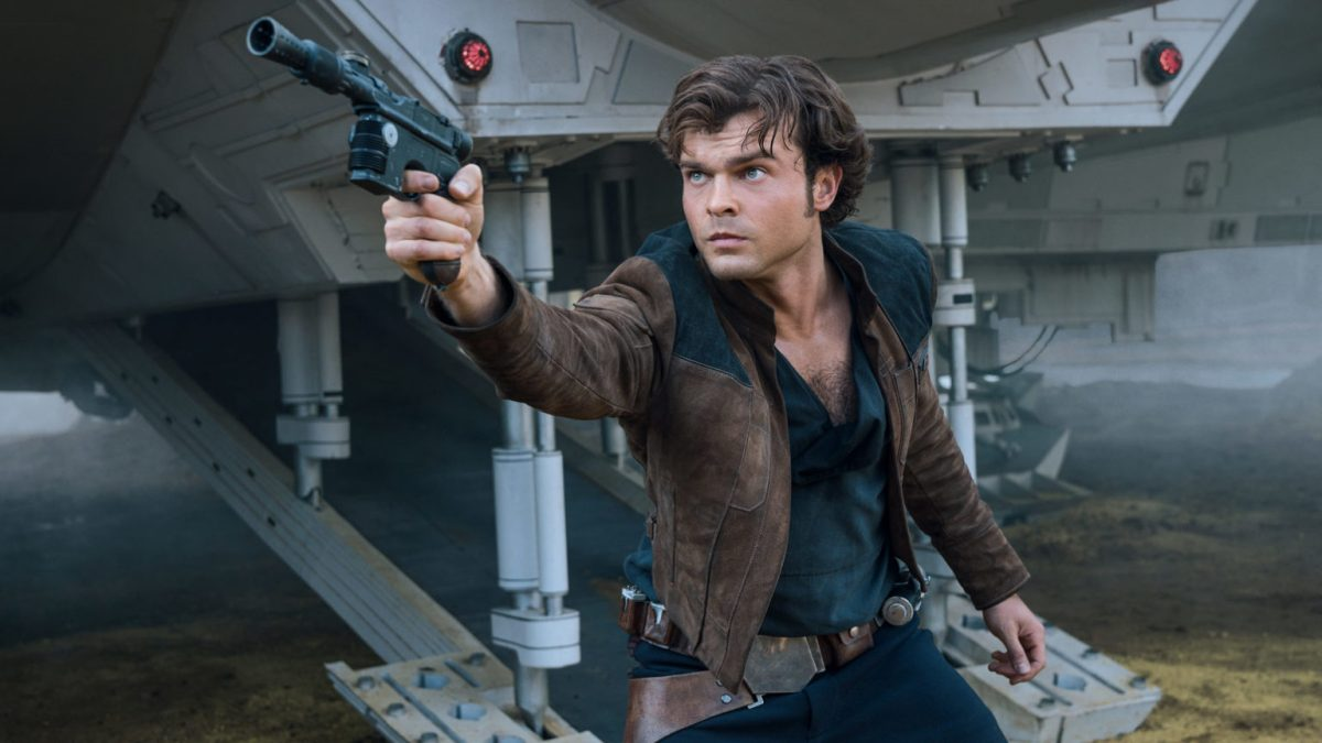 "Disney CEO says to ""expect some slowdown"" with future Star Wars movies"