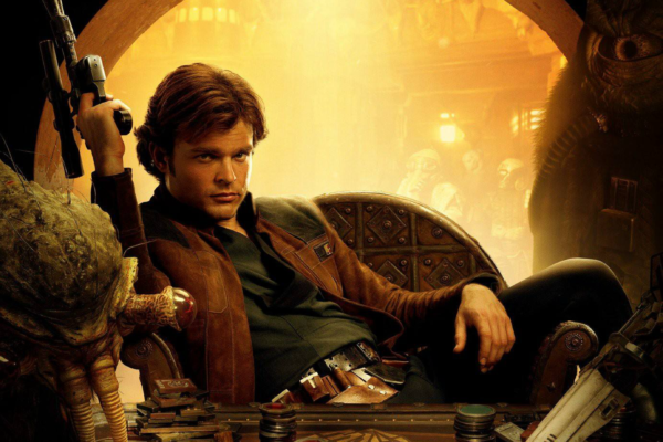 Theory | Han Solo Went to Sky Strike Academy?