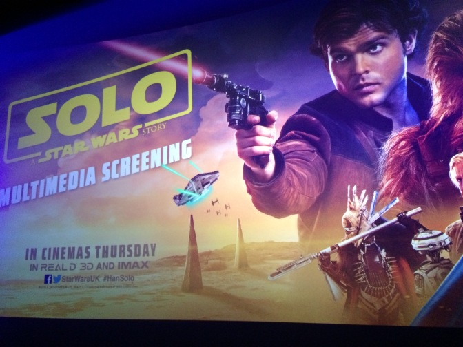 Solo: A Star Wars Story | Press Screening Reactions