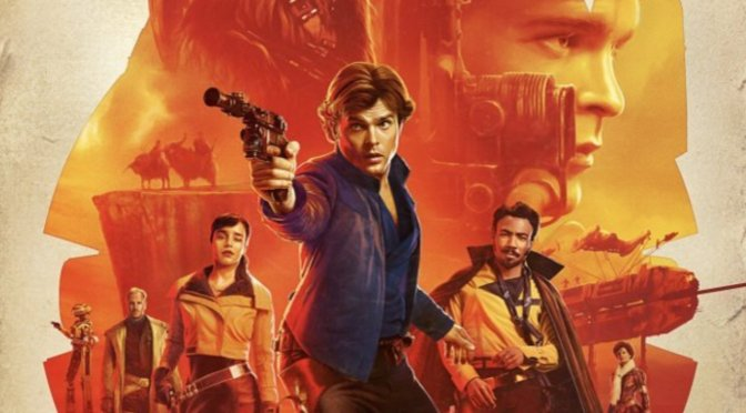 Ron Howard Unveils New IMAX Poster for Solo: A Star Wars Story