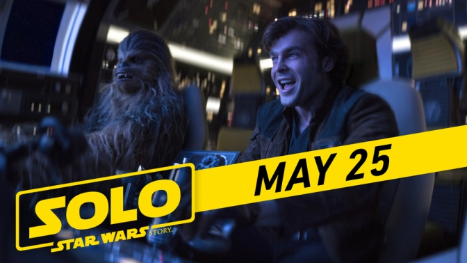 "Solo: A Star Wars Story ""190 Years Old"" Clip"