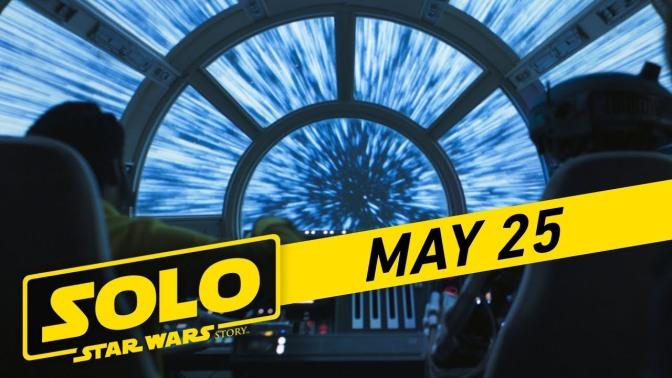 """Solo: A Star Wars Story   """"Ride"""" TV Spot (:30)"""
