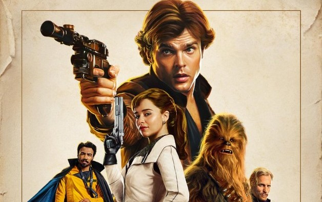 Dolby Unveil Exclusive Solo: A Star Wars Story Poster