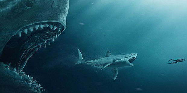 """The Meg   """"Pleased to Eat You"""" Trailer"""