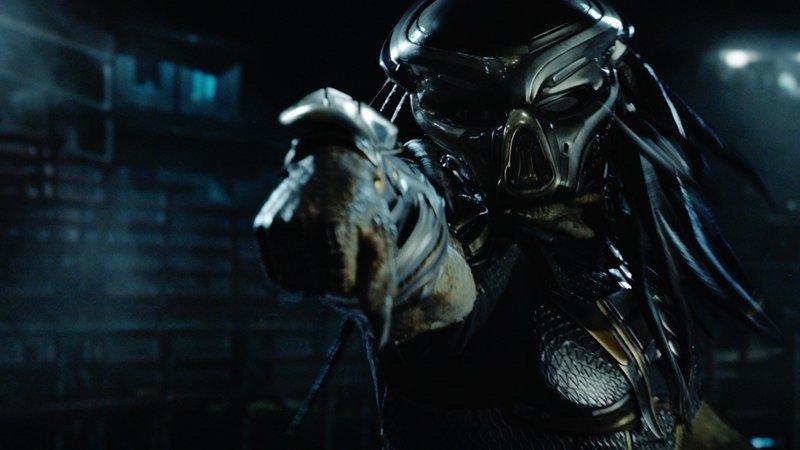 The Predator Trailer Arrives