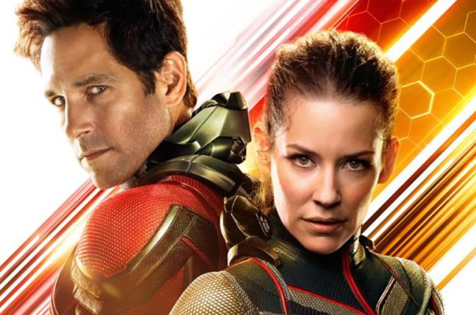 Ant-Man and the Wasp | The Character Posters Enlarge!