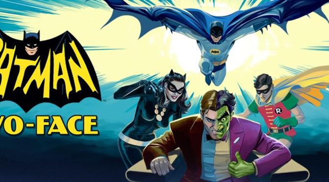 "Batman vs Two-Face | ""Holy New Trailer Batman!"""
