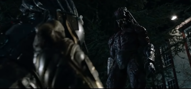 The PREDATOR   The New Trailer Reveals Monstrous New Hunter