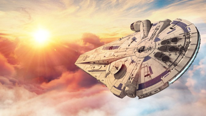 Redesigning the Millennium Falcon for Solo: A Star Wars Story   StarWars.Com