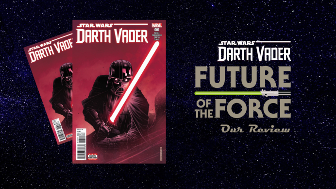 Comic Review | Darth Vader: Dark Lord of the Sith - Volume One (Imperial Machine)