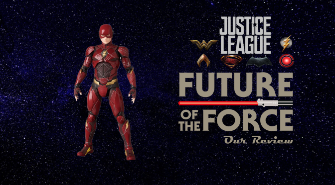 Justice League Review | The Flash MAFEX (Medicom)