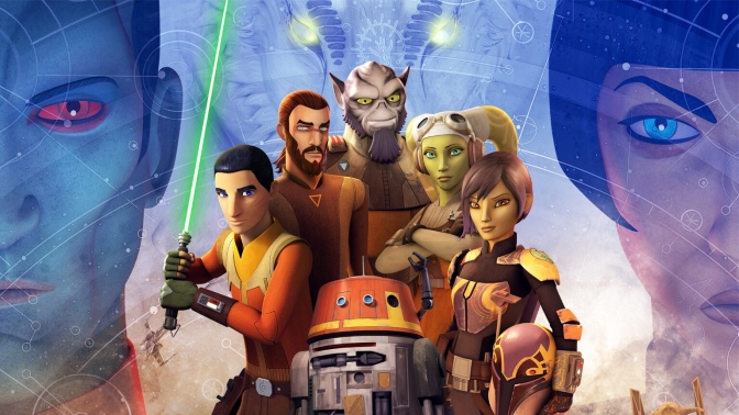 Star Wars Rebels: The Complete Fourth Season Arrives On BLU-RAY & DVD in the USA on July 31