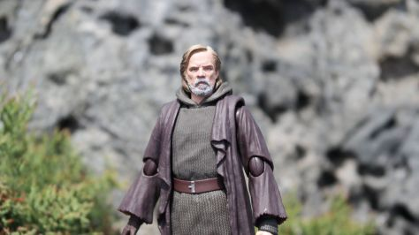 Luke Skywalker-Figuarts-Review