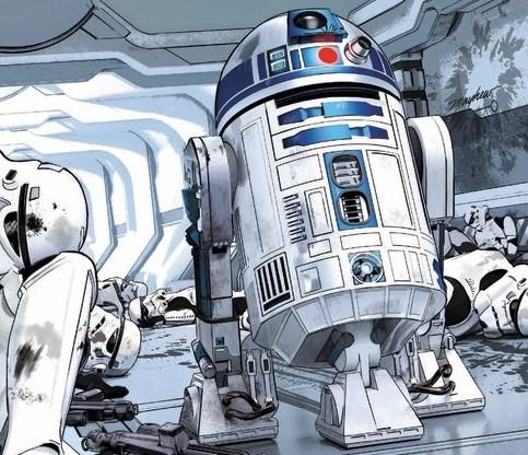 FOTF Comics | Star Wars Vol. 6: Out Among the Stars