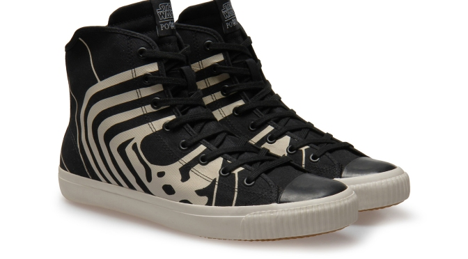 Po-Zu | New Kylo Ren Sneakers Announced