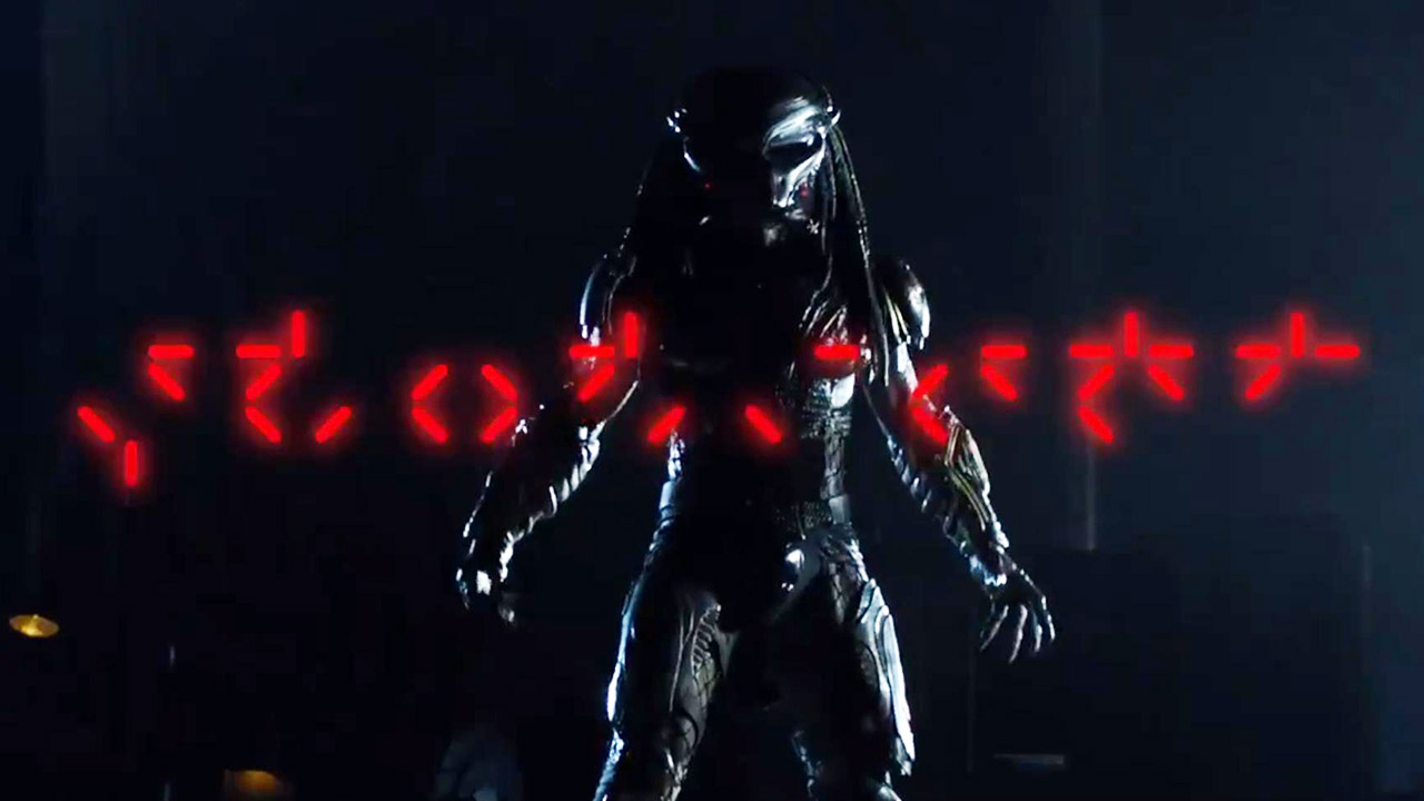 The Predator The Hunt Has Evolved In The Spine Tingling New