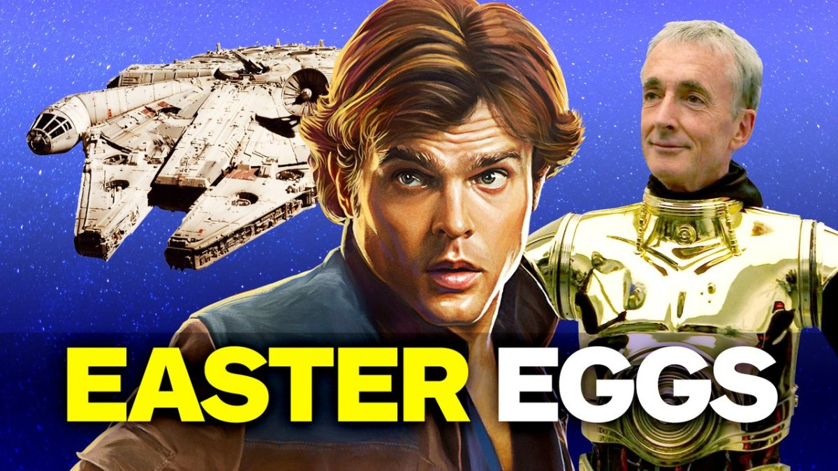 Talking About Solo: A Star Wars Story Easter Eggs