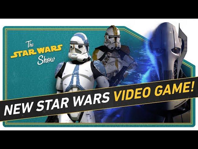 Star Wars Jedi: Fallen Order Announced, Exploring the World of Corellia, and Author Claudia Gray!