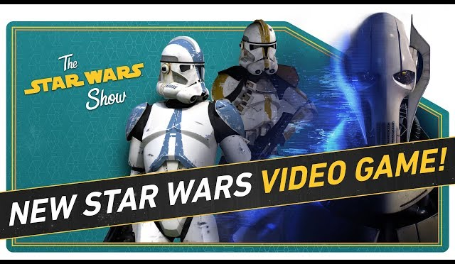 The Star Wars Show | Star Wars Jedi: Fallen Order Announced, Exploring Corellia, and Author Claudia Gray!