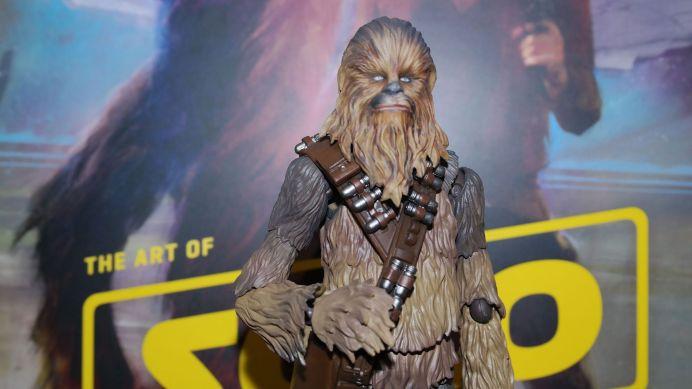 SH Figuarts Chewbacca Solo Review
