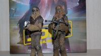 SH Figuarts Chewbacca Solo Review