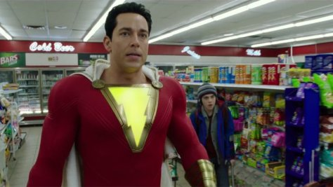Shazam   Embrace the Power of Innocence in the SDCC DC Universe Trailer