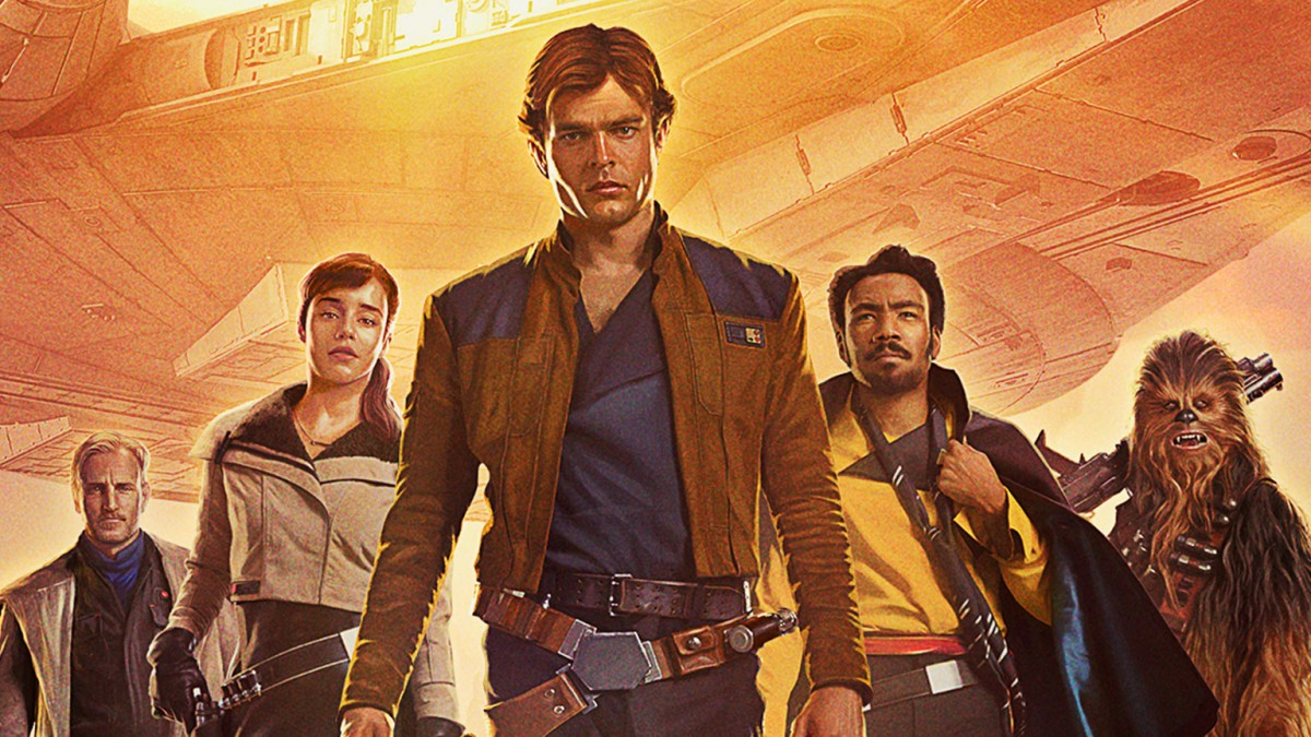 Solo: A Star Wars Story Makes the Kessel Run Home on Blu-Ray This September