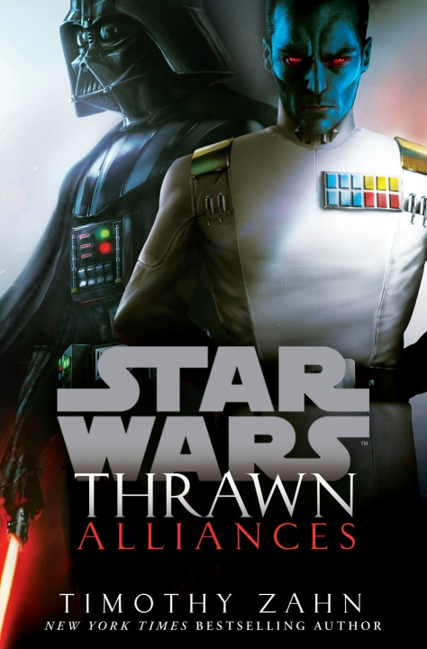 Win A Copy of Thrawn: Alliances with Limited Edition Rank Insignia Pin