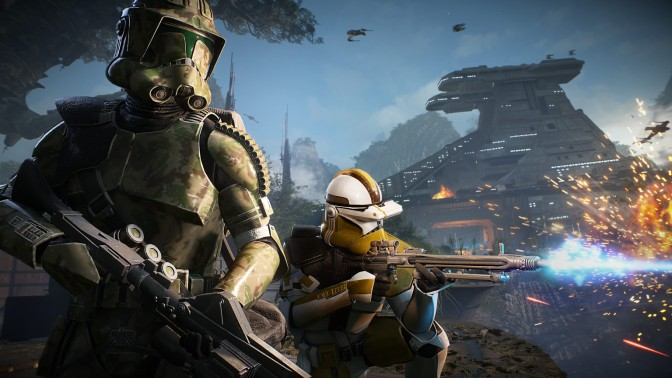 Star Wars: Battlefront II Winter Roadmap Unveiled   The Clone Wars Is Taking Over!