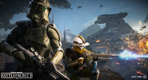 Star Wars: Battlefront II Winter Roadmap Unveiled | The Clone Wars Is Taking Over!
