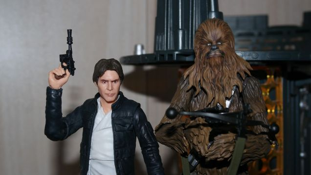 Black Series Review: Han Solo (Bespin) | (The Empire Strikes Back)