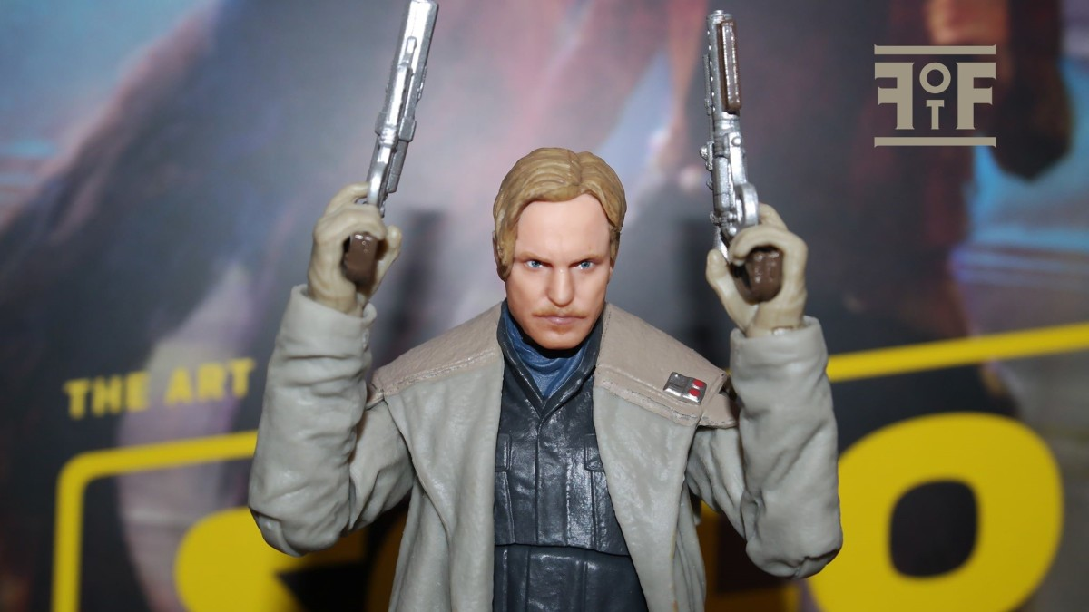 Black Series Review: Tobias Beckett | (Solo: A Star Wars Story)