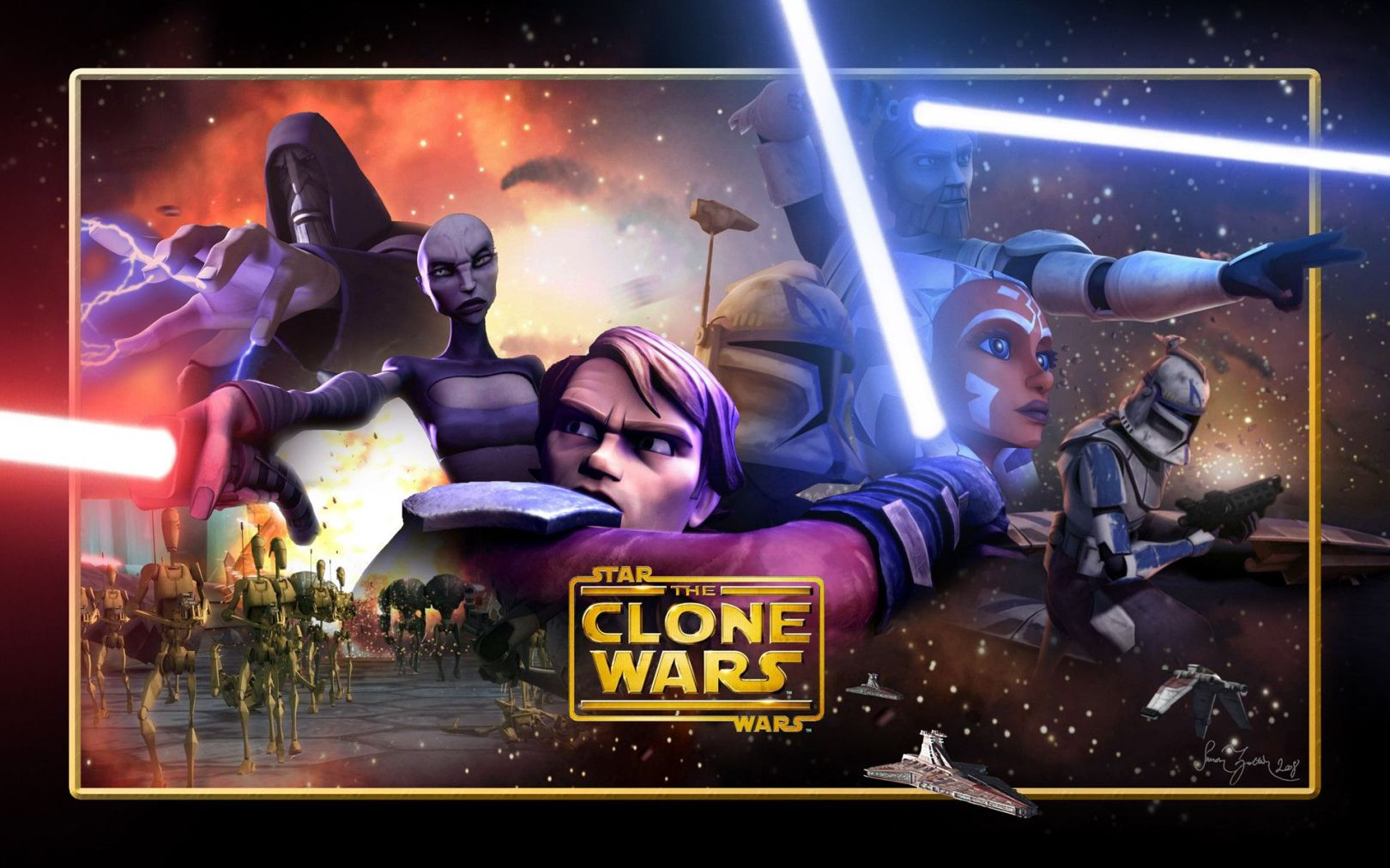 Star Wars: The Clone Wars | My Top Ten Character Moments