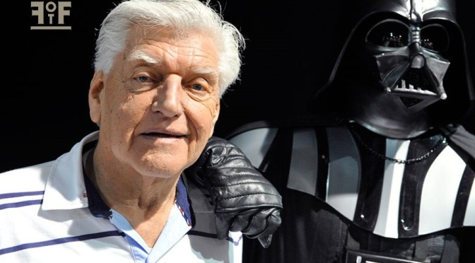 Star Wars Legend Dave Prowse Announces His Retirement