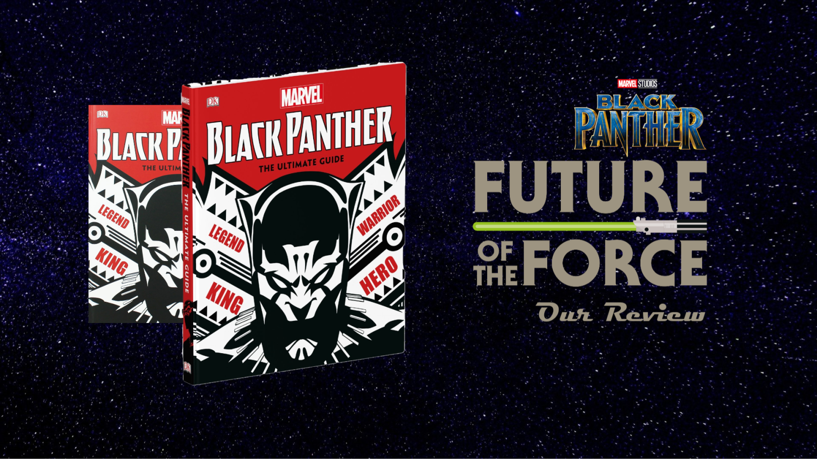 Book Review | Black Panther: The Ultimate Guide - Discover the Hero of Wakanda